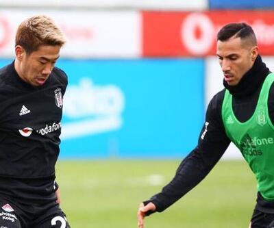 Beşiktaş Rizespor maçı hazırlıklarını sürdürüyor