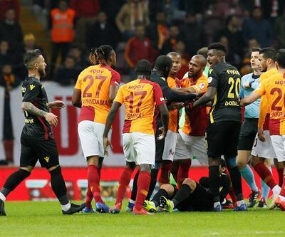 """""""Luyindama'ya Galatasaray'da oynadığı hatırlatılmalı"""""""