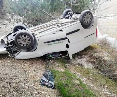 İki gündür kayıp olarak aranırken kazada öldüğü ortaya çıktı