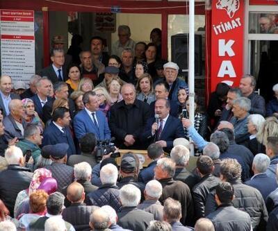 Mengen Belediye Başkanı Turhan Bulut mazbatasını aldı