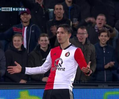 Feyenoord 3-0 Heerenveen / Maç Özeti