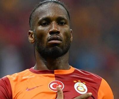 Galatasaray resmen açıkladı: Drogba geliyor