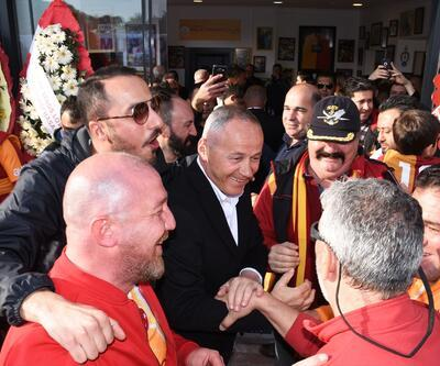 Galatasaray'ın eski yıldızları Bodrum'da buluştu