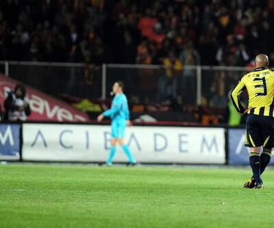 Fenerbahçe - Galatasaray derbisi öncesi ceza sınırındaki 10 futbolcu