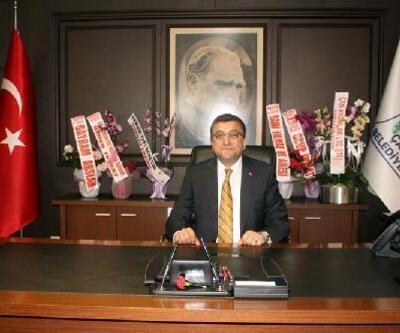 Çan'da CHP'li Öz göreve başladı