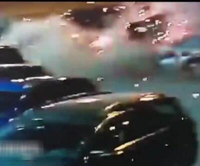 Bombalı suikast girişimi kamerada