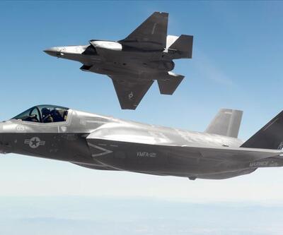 Japonya'ya ait F-35'in Pasifik Okyanusu'na düştüğü tespit edildi
