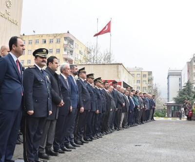 Mardin'de Polis Haftası kutlandı