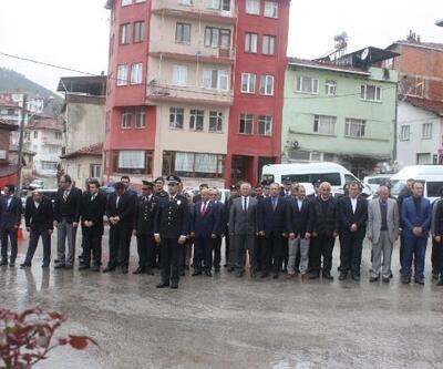 Türk Polis Teşkilatının 174'üncü yılı Büyükorhan'da kutlandı