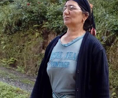 İlkel teleferikten başına odun düşen kadın öldü