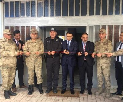 Arıtaş Jandarma Karakolu törenle açıldı