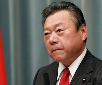 Japonya Olimpiyat Bakanı Yoşitaka Sakurada istifa etti