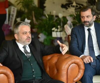 AK Parti Bursa İl Başkanlığı'ndan Başkan Işık'a ziyaret