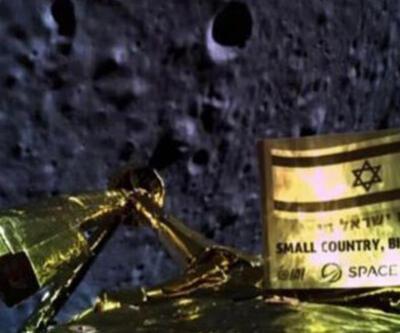 İsrail'in uzay aracı Beresheet'in Ay'a inişi başarısız oldu