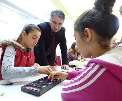 Havran'da zeka oyunları yarışması yapıldı