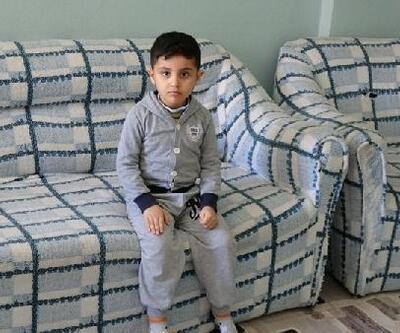 Balkondan düşerken havada yakalanan Muhammed, taburcu edildi