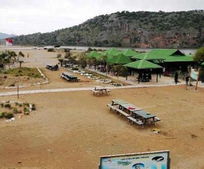 İztuzu Plajı'nın işletmesi, Muğla Çevre Vakfı'na geçti