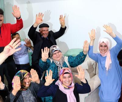 Rıza Kayaalp'in ailesi şampiyonluk maçını heyecanla izledi