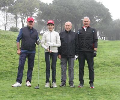 """Kemer Country Golf Kulübü'nde """"Çiftler Turnuvası Heyecanı"""""""
