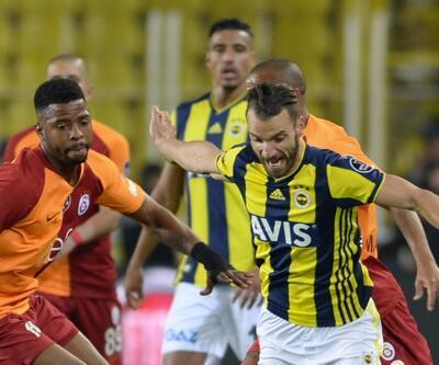 Fenerbahçe 1-1 Galatasaray / Geniş Maç Özeti
