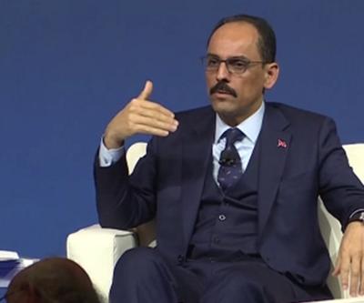 Cumhurbaşkanlığı Sözcüsü Kalın: ABD'nin Türkiye'yi kaybetmeyi göze alabileceğine inanmıyorum