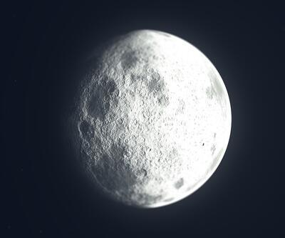 Meteor yağmurları Ay'da su buharı ortaya çıkarıyor
