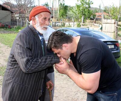 Rıza Kayaalp'in Yozgat'tan kaçarak rekora ulaşan hikayesi