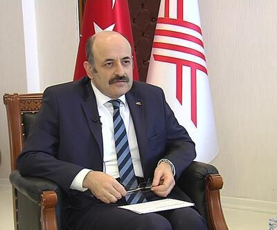 Son dakika... YÖK Başkanı Saraç'tan CNN TÜRK'e özel açıklamalar