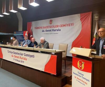 Turgay Olcayto TGC Başkanlığına yeniden seçildi