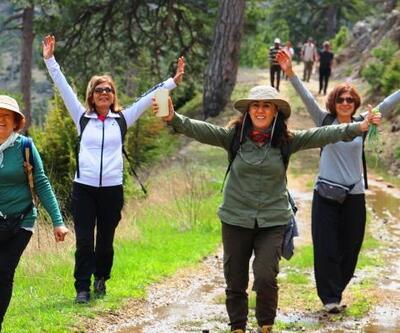 Doğa tutkunları Karaisalı dağlarını mesken tuttu