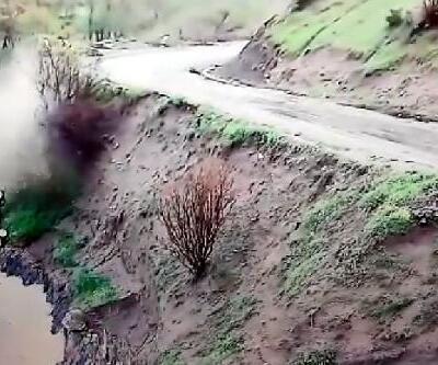 Uludere'de otomobil dereye yuvarlandı: 1 ölü