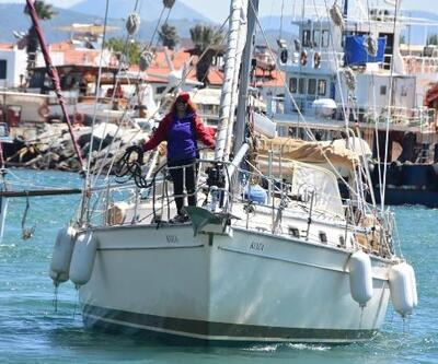 İzmirli çift, tekne ile 3 yılda 35 ülke gezdi