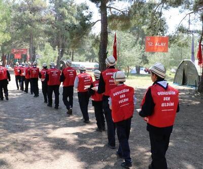 Çanakkale'de 5bin izci, 57'nci Alay'ın izinde yürüyecek