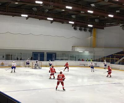 A Milli Buz Hokeyi Takımı ilk maçını kaybetti
