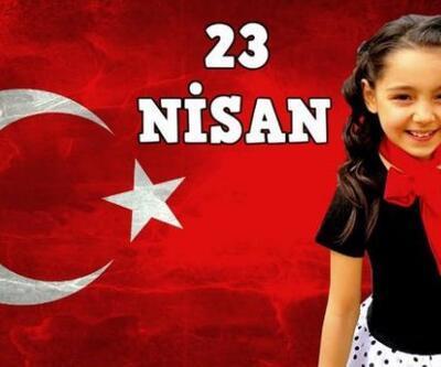 23 Nisan mesajları: Resimli Ulusal Egemenlik ve Çocuk Bayramı mesajları