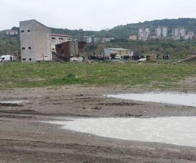 Tuğla fabrikasında toprağın altında kalan işçi öldü
