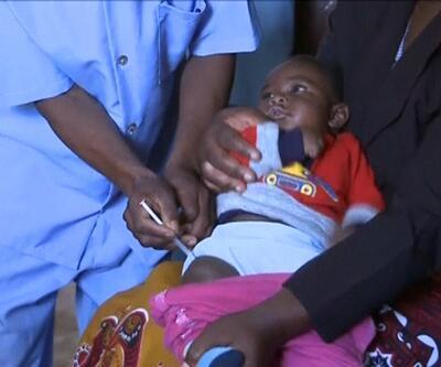 Sıtma aşısı ilk kez denendi