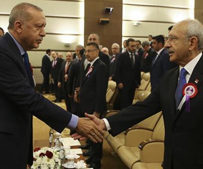 Cumhurbaşkanı Erdoğan, AYM'nin 57. Kuruluş Yıl Dönümü törenine katıldı