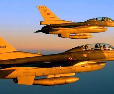 Son dakika: TSK'dan Irak'ın kuzeyine hava harekatı