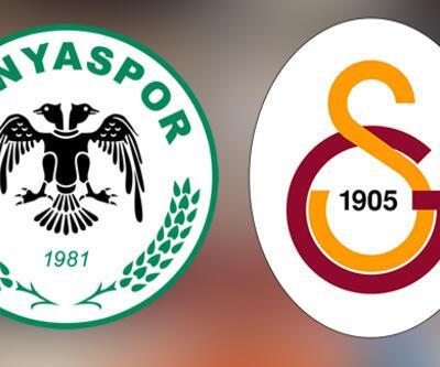 Süper Lig 30. hafta... Konyaspor - Galatasaray maçı ne zaman, saat kaçta?