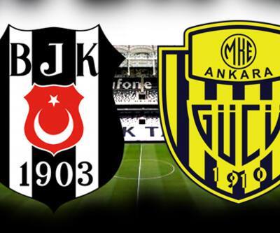 Süper Lig 30. hafta... Beşiktaş - Ankaragücü maçı ne zaman, saat kaçta?