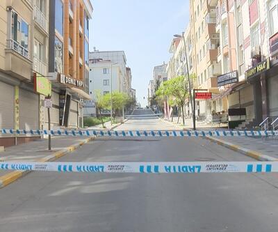 Esenyurt'ta 40 bina boşaltıldı