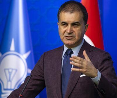 Ömer Çelik: CHP yine kendi devletleri yerine yabancı devleti esas aldı