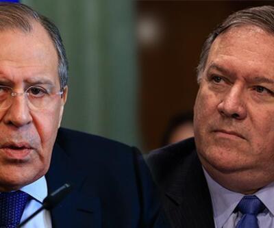 Lavrov, Pompeo ile Venezuela'daki durumu görüştü