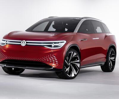 Volkswagen'den yeni elektrikli SUV