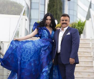 Bülent Serttaş, ABD'li model ile 18 saat klip çekti
