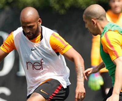 Derbi öncesi Galatasaray'a bir iyi bir kötü haber
