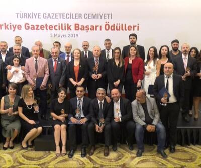 TGC'den CNN TÜRK'e 2 ödül