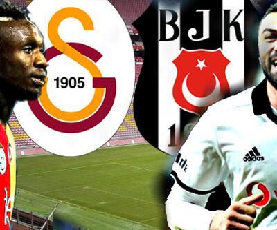 Hangi kanalda? Galatasaray Beşiktaş maçı ne zaman, derbi saat kaçta?