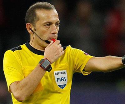 Cüneyt Çakır, Liverpool-Barcelona maçını yönetecek
